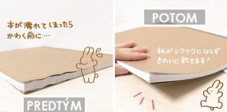 Ako zachrániť knihu obliatu vodou | Skvelý trik z Japonska