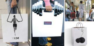 Najkreatívnejšie nákupné tašky, ktoré nemôžu ostať nepovšimnuté