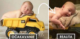 Najvtipnejšie nepodarené fotografie detí | Očakávanie vs. realita