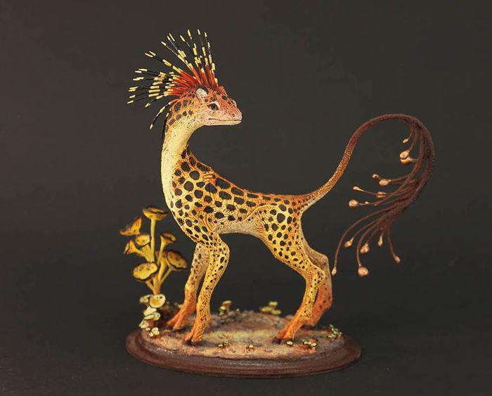 rusky-umelec-vyraba-jedinecne-sochy-z-polymerovej-hmoty-zvierata-z-magickeho-sveta-17