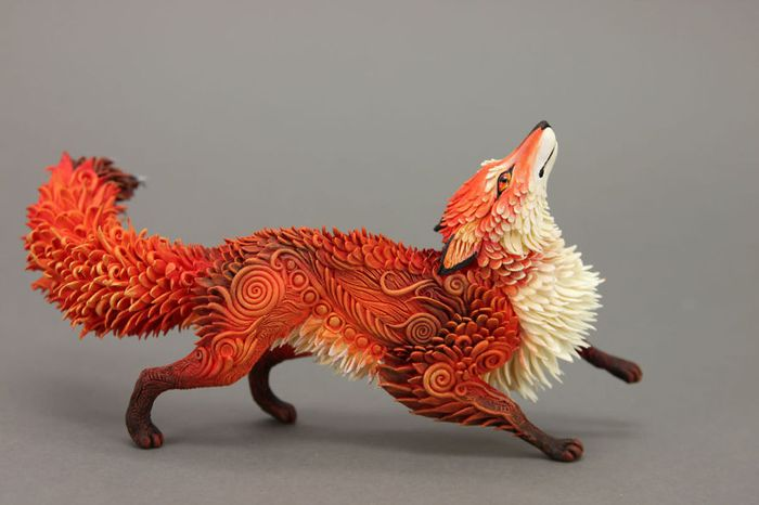 rusky-umelec-vyraba-jedinecne-sochy-z-polymerovej-hmoty-zvierata-z-magickeho-sveta-5