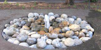 Skrytá fontána na záhrade | Kreatívny DIY nápad s návodom ako na to