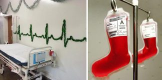 Vianoce v nemocnici | Ako vytvoriť v nemocnici príjemnú vianočnú atmosféru