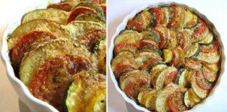Zapekaná zelenina | Pripravte farebný, chutný a zdravý obed pre priateľov