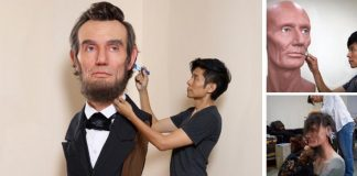 Hyperrealistické portrétové sochy zobrazujúce každý detail | Kazuhiro Tsuji