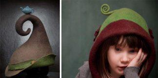 Handmade klobúky a čiapky pre malých i veľkých škriatkov či víly | Lalabug