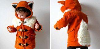 Detské kabátiky, ktoré premenia vaše ratolesti na zvieratká | Olive & Vince