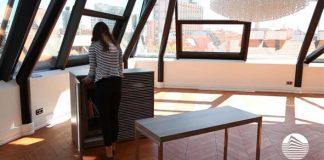 Multifunkčná komoda CreateSpace skrýva viac ako desať kusov nábytku