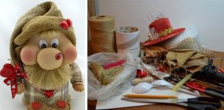 Handmade trpaslík | Roztomilý nápad s návodom ako postupovať