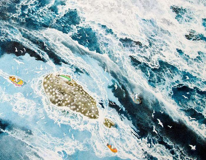 malba-perom-a-tusom-ikeda-japonsko-zemetrasenie-a-tsunami-tri-krat-styri-metre-4