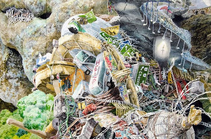 malba-perom-a-tusom-ikeda-japonsko-zemetrasenie-a-tsunami-tri-krat-styri-metre-5