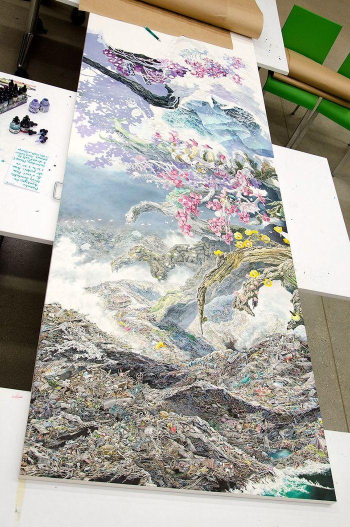 malba-perom-a-tusom-ikeda-japonsko-zemetrasenie-a-tsunami-tri-krat-styri-metre-7