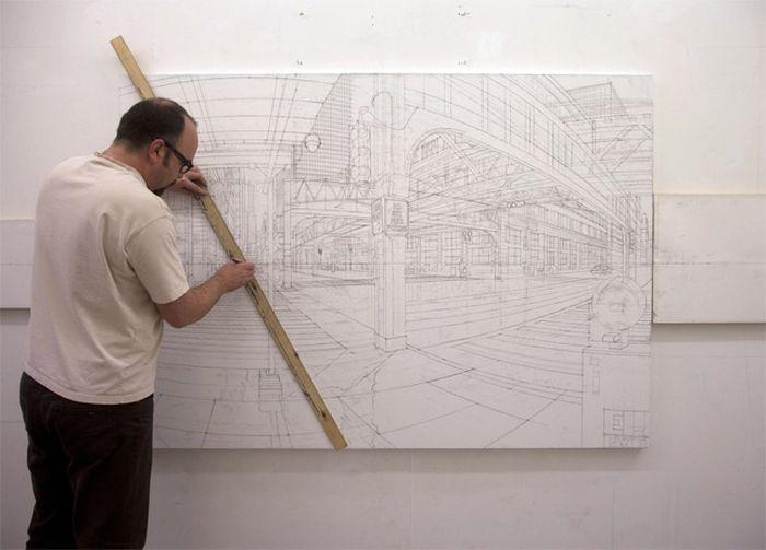 nathan-walsh-britsky-umelec-maluje-mestske-scenerie-podla-ceruzovych-nacrtov-14