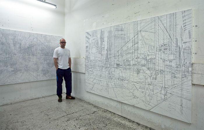nathan-walsh-britsky-umelec-maluje-mestske-scenerie-podla-ceruzovych-nacrtov-6