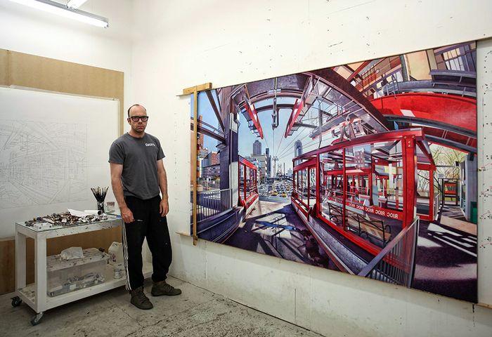 nathan-walsh-britsky-umelec-maluje-mestske-scenerie-podla-ceruzovych-nacrtov-7