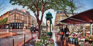 Realistické maľby miest s ohľadom na detail | Nathan Walsh
