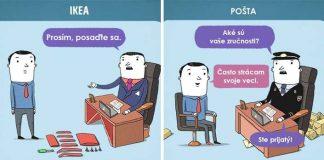 Pracovné pohovory v známych firmách | 13 trefných a vtipných ilustrácií