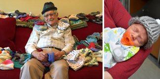Čiapočky pre predčasne narodené bábätká | Ed Moseley