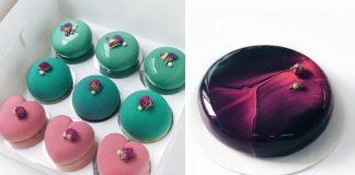 Zrkadlové torty Ksenia Penkina