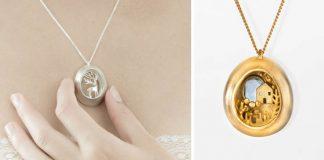 Prívesky s malými svetmi | Handmade šperky Sivan Sova