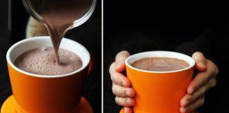 Horúca čokoláda s červeným vínom | Recept na chutný nápoj