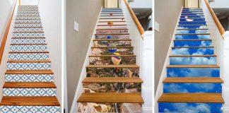 Dekorovanie schodiska | Ako premeniť obyčajné schodisko na umenie