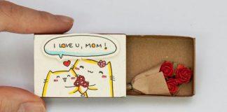Škatuľky plné lásky so skrytou správou vo vnútri | 3XUdesign