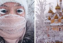 Najchladnejšie miesto sveta Oymyakon objektívom fotografa Amos Chapple