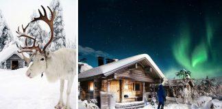 Laponsko v zime | 20 dôkazov, prečo je zima v Laponsku magická