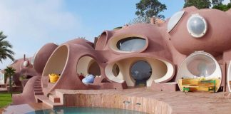 Neobyčajné domy sveta, ktoré sa vymykajú štandardu! #1