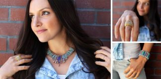 Šperky zo zatváracích špendlíkov | Kreatívne nápady s návodmi