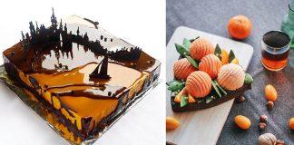 Torty inšpirované architektúrou | Cukrárske umenie rukami Marie Troïtskaia