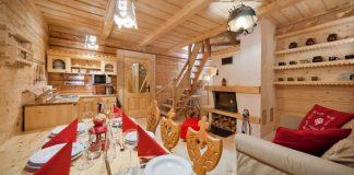 Goralské chaty v Zakopanom | Tatra House Domki