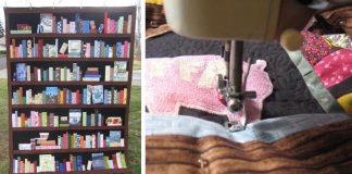 Prikrývky pre milovníkov kníh | Handmade inšpirácie nielen pre deti
