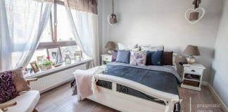 Provensálsky štýl bývania na poľský spôsob v byte s rozlohou 60 m²