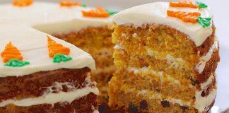 Mrkvová torta s jemným krémom | Recept na dezert, ktorý si zamilujete!