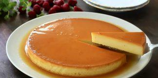 Karamelový dezert, ktorý si zamilujete | Recept na Cheesecake Flan