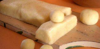 Domáci marcipán | Recepty na pravý a falošný marcipán na poťahovanie a figúrky