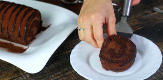 Švajčiarská čokoládová roláda si vás podmaní svojou chuťou a vôňou kakaa
