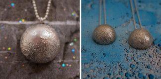 Šperky s motívom mesiaca | Mondschatz od Sonja Waldraff