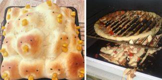 Nepodarené recepty | Ľudia, ktorí sa snažili byť kreatívnymi v kuchyni #2