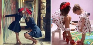 Aká matka, taká Katka! 20 roztomilých fotografií, na ktorých to platí doslova!