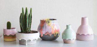 Glazúra na keramike pripomína sladkú cukrovú polevu na koláči | Brian Giniewski