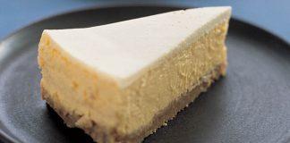 Londýnsky cheesecake rozplývajúci sa na jazyku | Recept