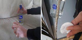Ako využiť vodku v domácnosti | 8 vyskúšaných užitočných nápadov
