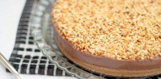 Nutella cheesecake | Recept na hriešne dobrý dezert, ktorý nemusíte piecť