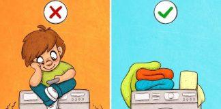 36 chýb, ktorými si kazíme domáce spotrebiče a ani o tom nevieme!