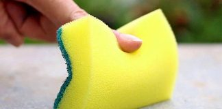 19 kreatívnych nápadov ako využiť špongiu v domácnosti inak