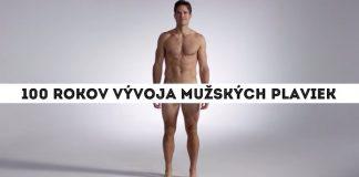 Ako sa menili mužské plavky v priebehu 100 rokov