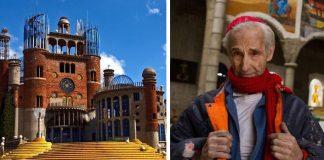 91-ročný Justo Gallego Martinez stavia katedrálu z odpadového materiálu